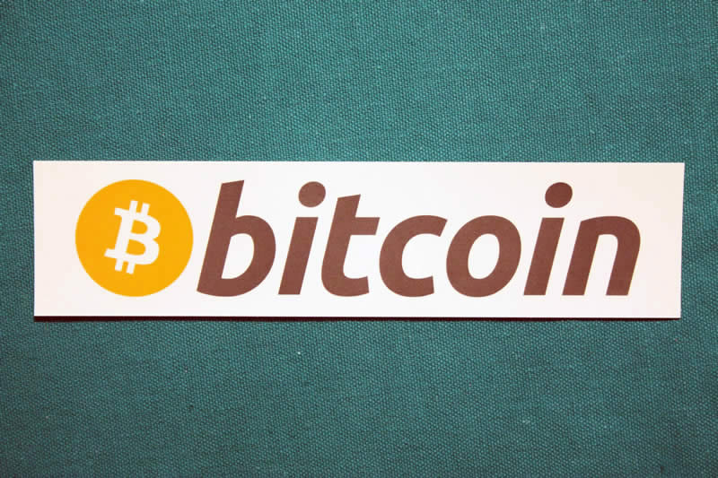 Bitcoin Sticker