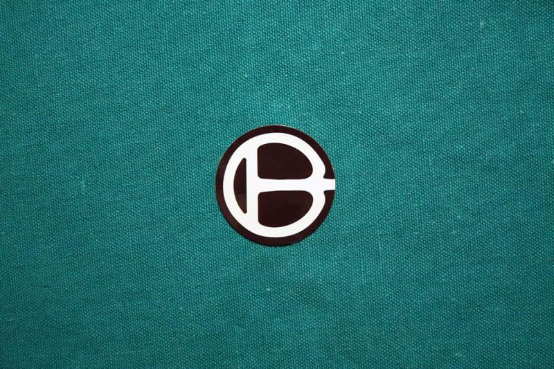 Cryptogenic Bullion Round Sticker