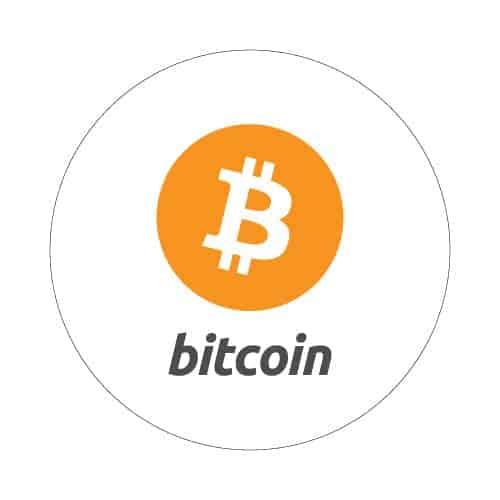 Bitcoin Logo Bitcoin With Logo Round