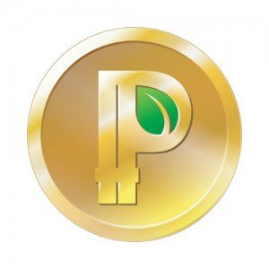 peercoin sticker