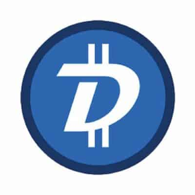 Digibyte sticker