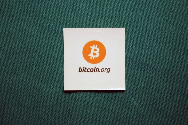 Bitcoin.org Sticker